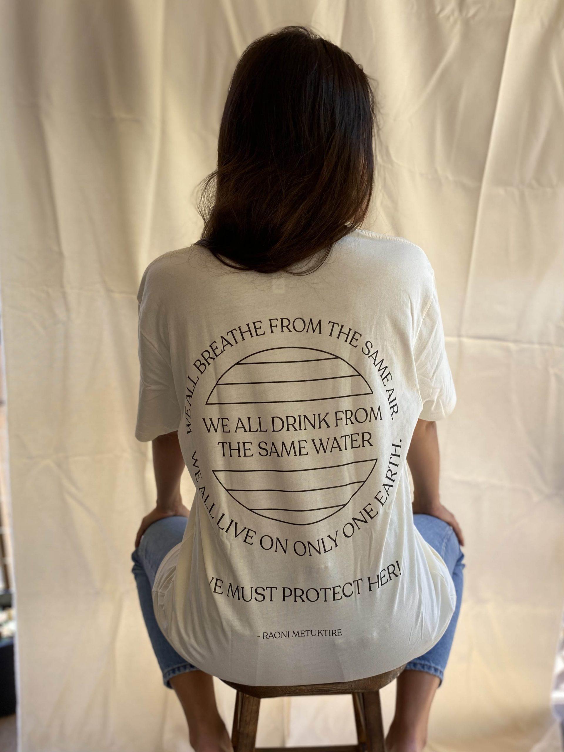 Raoni Metuktire T-Shirt